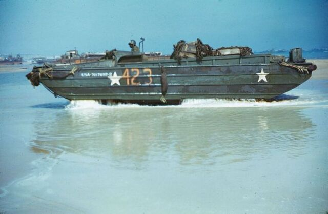 File:DUKW, Normandy 1944.jpg