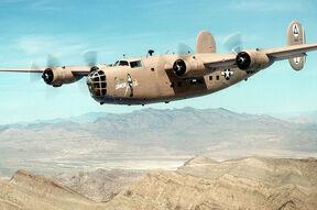 B-24 Diamond Lil