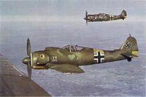 Focke Wulf Fw 190, JG 54