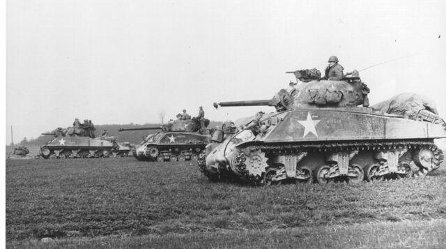 File:M4 Sherman Tanks.jpg