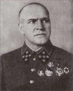 Georgi Zhukov in 1940