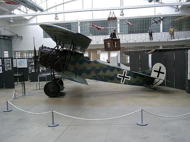 File:640px-Fokker D VII.jpg
