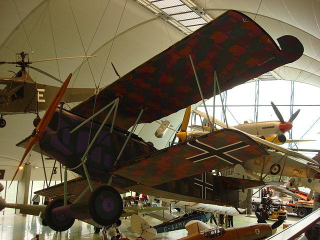 File:640px-Fokker DVII.jpg
