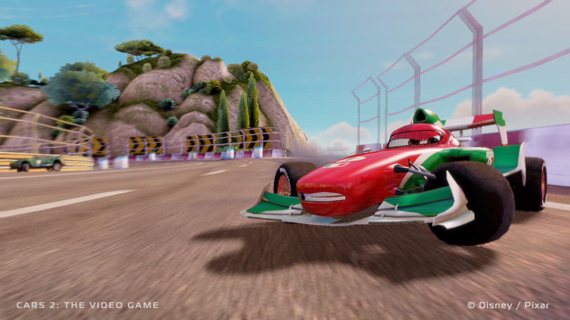image cars2videogamescreen4jpg world of cars