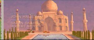 Taj Mahal Car-fied