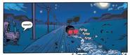 Sammy travaling to Radiator Springs