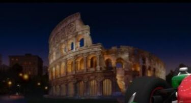 Roman Coliseum 1