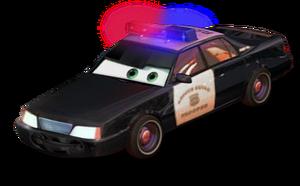 Rescue squad trooper
