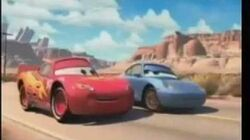 Disney Pixar Cars Hertz Commercial 2006