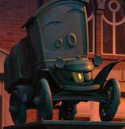 Stanley statue