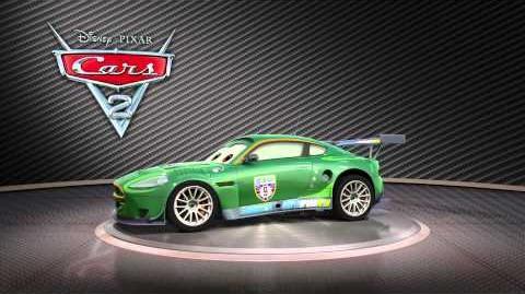 Cars 2 - Nigel Gearsley