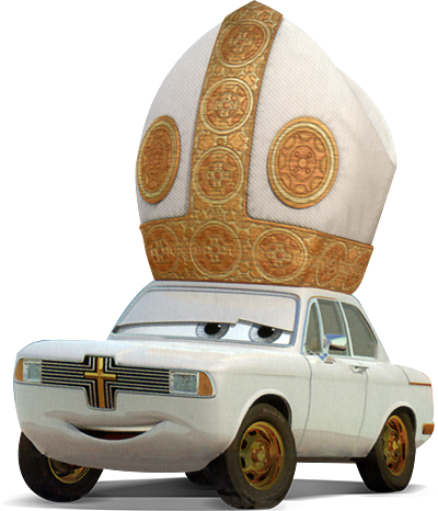 Pope pinion iv