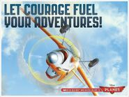 Let Courage Fuel Your Adventures!