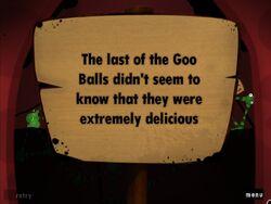 The last of the Goo Balls 1