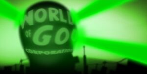 World of Goo Corporation explosion
