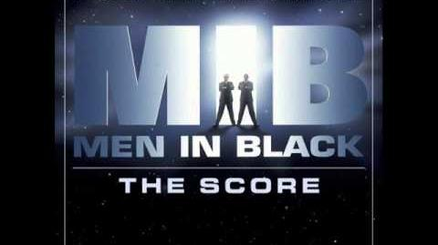 Danny Elfman- M.I.B (Men In Black)