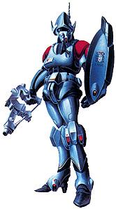 TASC Armour Suit