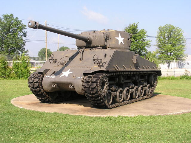 File:M4 Sherman.jpg