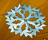 Collection-Paper Snowflake