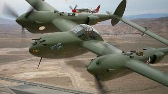 Most Lethal Combat Fighter Plane - Lockheed P-38 Lightning Documentary - Military Channel
