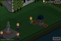 Chapter 1 Boris' Mansion Courtyard secret