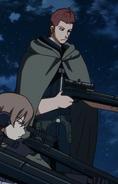 Kizaki Bagworm anime