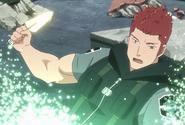 Kizaki Raygust Blade anime