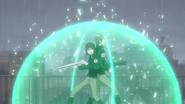 Taichi Kuruma Shield anime