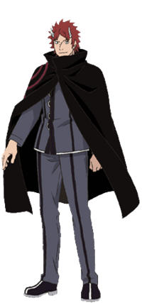 Rambanein anime design 2