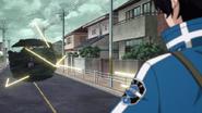 Karasuma Viper anime