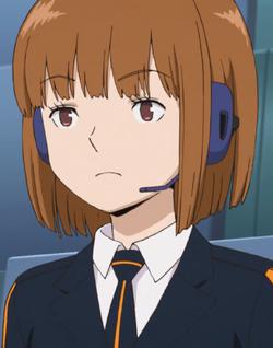 Haruka Ayatsuji (anime) 2
