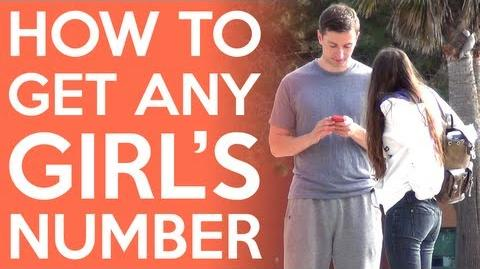 How To Get ANY Girl's Phone Number