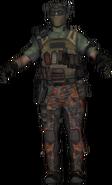 A Mercenary SMG