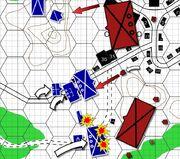 Air Defense Raid Turn 3 US Army