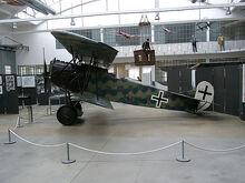 640px-Fokker D VII