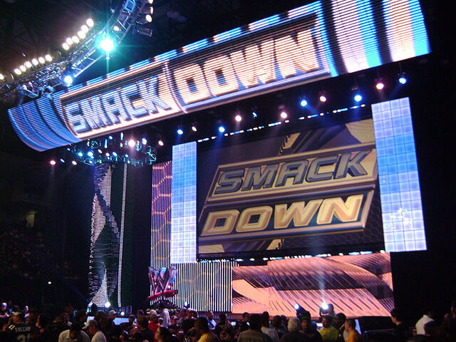 File:WWE Smackdown set.jpg