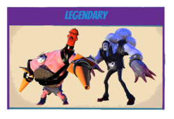 Zombies-legendary