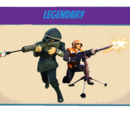 Survivors - Legendary