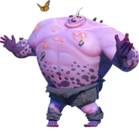 Zombie uncommon colossus.fw