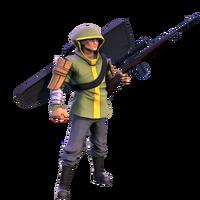 Human common sniper