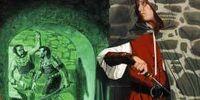 Color-shifting cloak