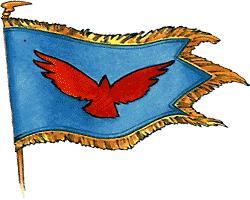 Mayene Flag