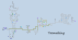 Region - Tremalking