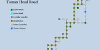 Toman Head Road