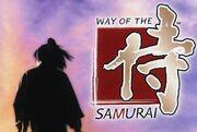 Way of the Samurai logo