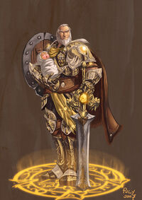 Anduin Lothar Lion of Azeroth by pulyx.jpg
