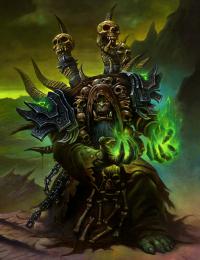 guldan warlords of draenor wikiwow fandom powered