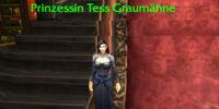 Prinzessin Tess Graumähne