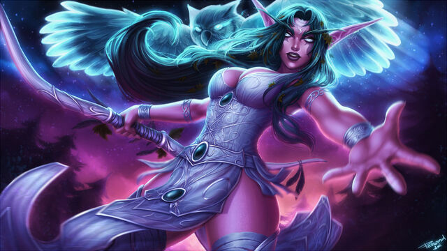 Datei:Tyrande whisperwind by personalami-d8wsyow.jpg
