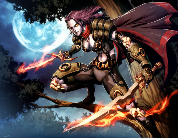 Datei:Warcraft Deathstalker Leanna by GENZOMAN.jpg